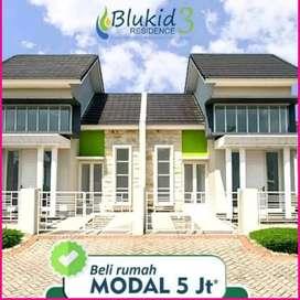 BLUKID RESIDENT 3 _ RUMAH BERSUBSIDI UANG MUKA _ DP 0 HANYA BAYAR 5 JT