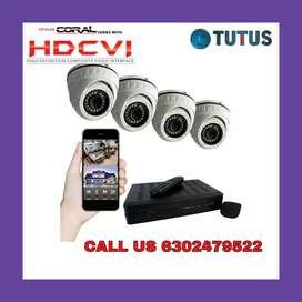 Grand Sale Cp Plus Hikvision Fhd+ Cctv Cameras Setup