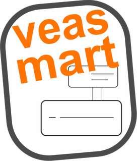 Software Komputer VEAS Grosir Retail Kelontong T-Bangunan Restoran
