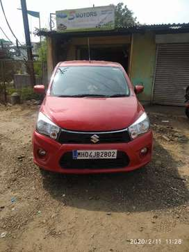 Maruti Celerio CNG company fitted 2017 for sale