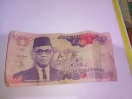 Uang lama 10000&500