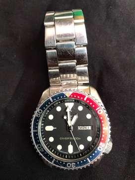 Seiko Diver 6309 Pepsi