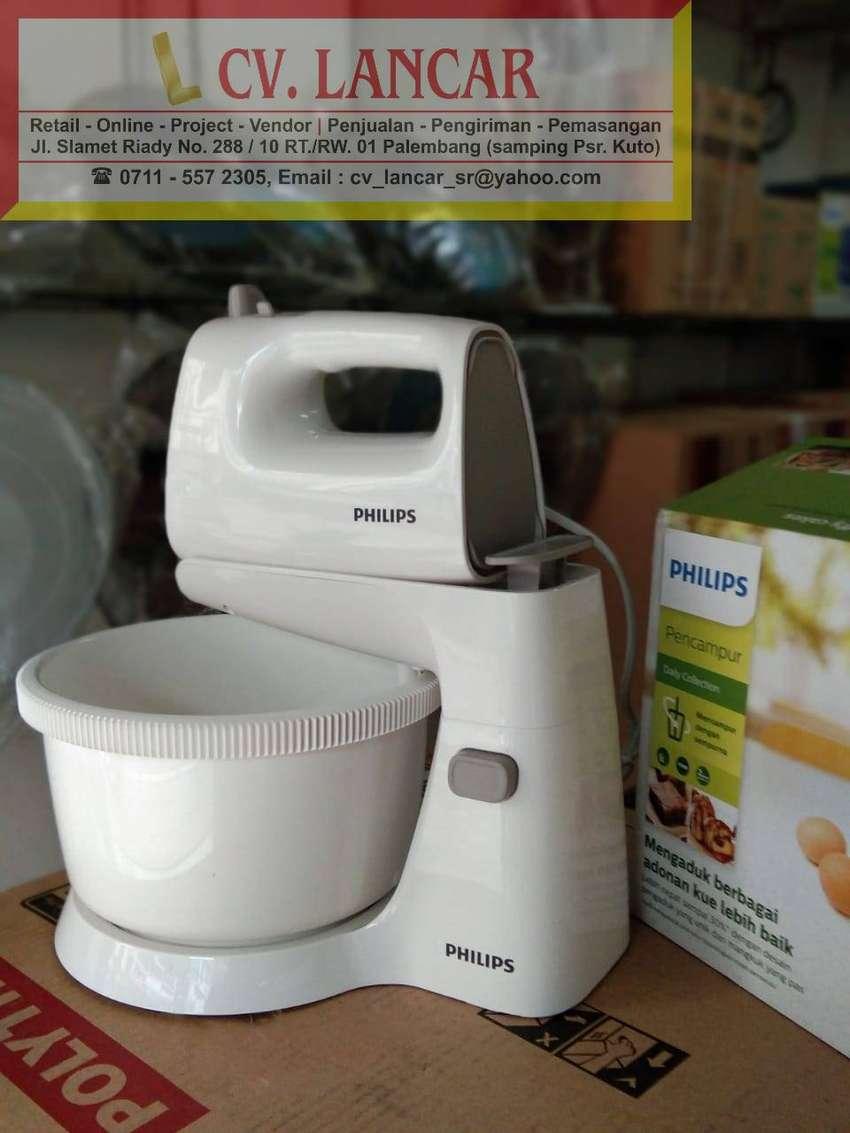 Stand Mixer PHILIPS Garansi 2th (GRATIS Ongkir bayar dirumah) 0