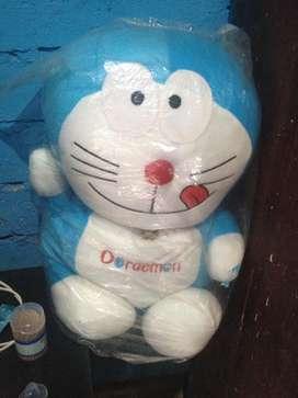 Jual boneka doraemon