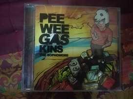CD Pee Wee Gaskins - The Sophomore