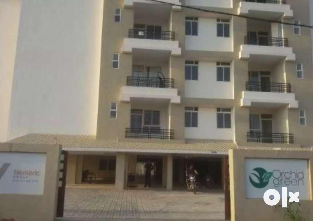 2bhk ground floor near new collectorate