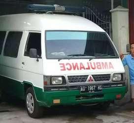 Ambulance L 300 Diesel