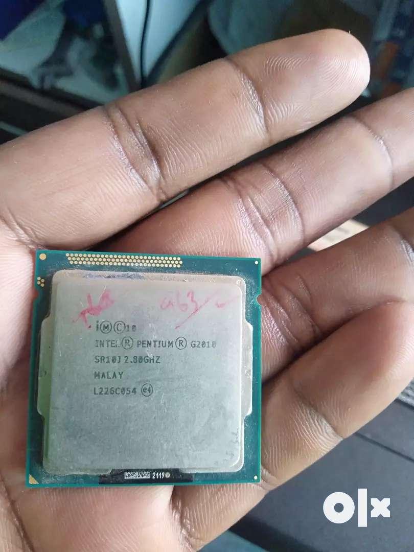 G2010 Pentium dual core processor 0