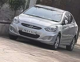 Hyundai Verna 2011 Diesel Good Condition