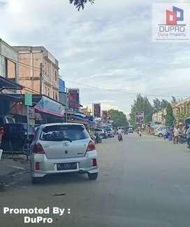 Rukoh - Toko Dijual 2 Pintu di Jl. Utama dekat akses ke UIN & Unsyiah