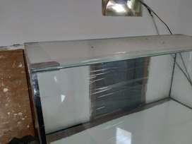 Aquarium tebal kaca 5mm