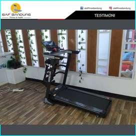 Treadmill Elektrik Minimalis Daya Listrik Rendah