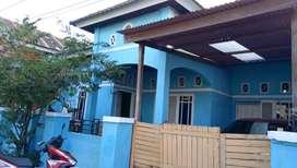 Jual rumah tinggal di pangkep kota