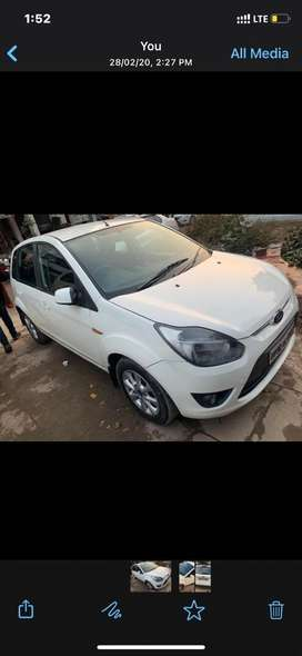Ford Figo 2012 Diesel Well Maintained