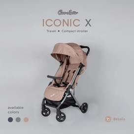 FOR RENT - Stroller ICONIC x