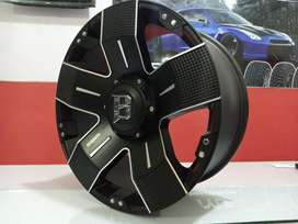 Velg Mobil Offrud Jombang Type HSR Ring 20x9 Hole 5x114,3 Crv Hrv Rush