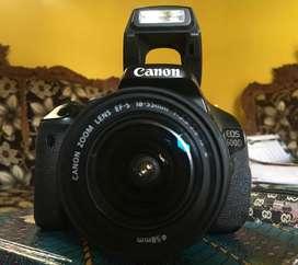 Kamera DSLR Canon 600D Mulus