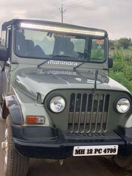 Mahindra thar 2016model  4*4 top verint
