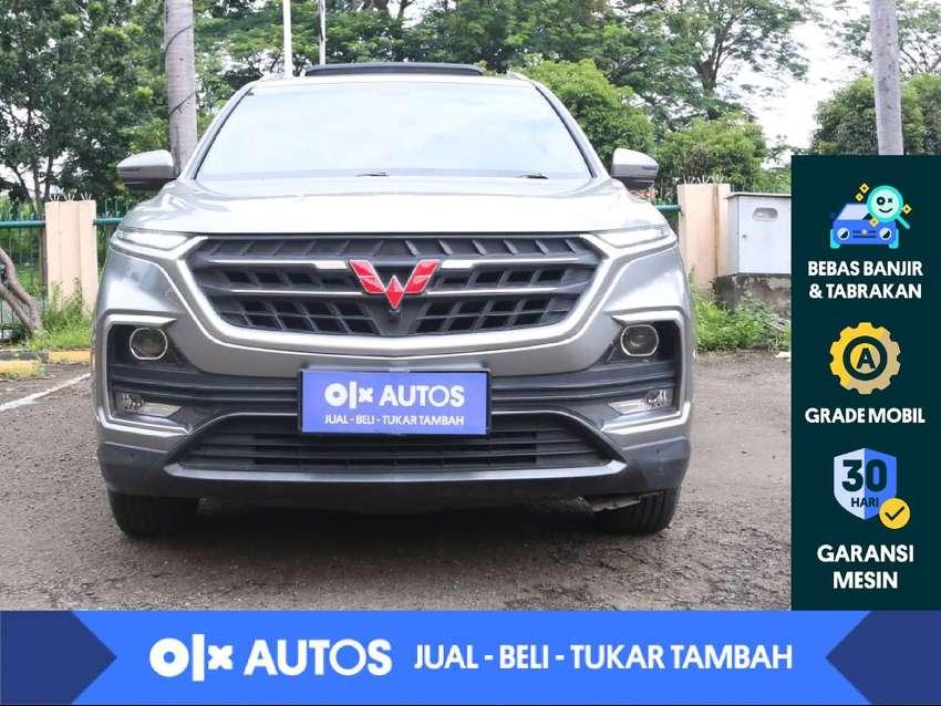 [OLX Autos] Wuling Almaz 1.5 Exclusive 5 Seater 2019 Abu-abu 0