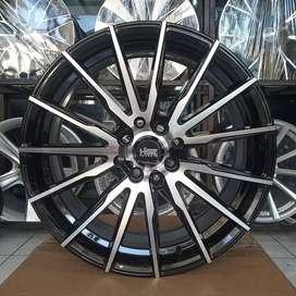 Velg Mobil Hsr Ring15 Buat Ignis Avanza Swift Vios Calya