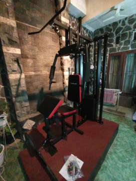 Home gym fitclass merahhh