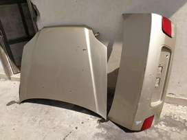 Honda civic 2000  door bonnet trunk lights