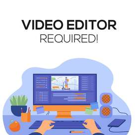 Expert Video Editor is Required