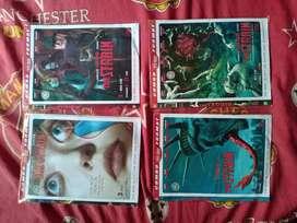 Kaset DVD Series The Strain
