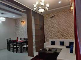 2bhk luxery furnished flat available in mohali