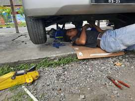 Jasa mekanik mobil pangilan