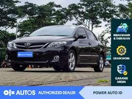 [OLX Autos] Toyota Corolla Altis 2013 V 2.0 Bensin A/T #Power Auto ID