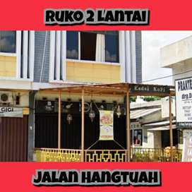 2 Lantai dijalan Hantuah Ruko terbaik dekat ke Kantor telkomsel