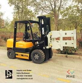 Cimahi - Forklift Isuzu Diesel Vmax Kapasitas 2.5-10 Ton