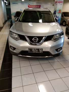 Silvermu cantik Nissan X trail 2.5 at 2015