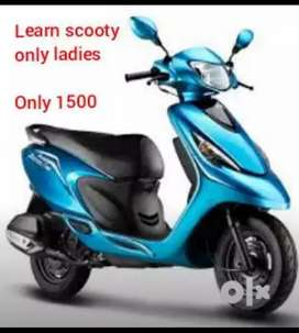 Scooty and bike training classes