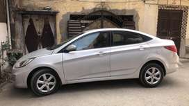 Hyundai Verna 2013 Diesel 74000 Km Driven