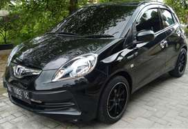Honda Brio S 2014 Manual bukan jazz yaris swift agya ayla march mirage