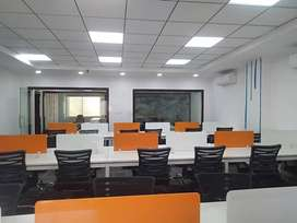 Lavish 30-40 Seater Fully Furnished Office For Rent/Lease At MG Road