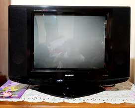 "Tv sharp 21"" murah"