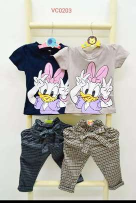 set baju anak ad uk 2,4,8,10,12