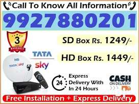 Cellos Tata Sky Best offer - All India Service