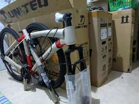 BARU sepeda gunung mtb united detroit 1 bisa cod