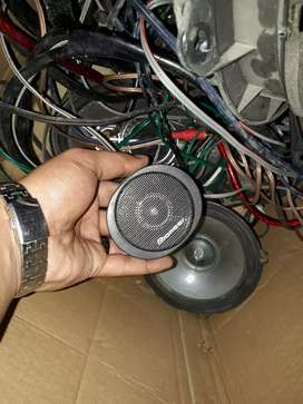 Complete car heavy sound system call for price