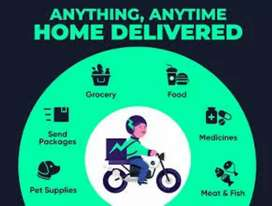 Dunzo food delivery