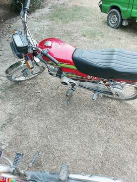 Rohi motorcycle 2020 model for sale