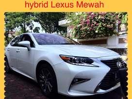 Lexus Hybrid km 20ribu tahun 2016 camry e400 bmw accord 520i mercedes