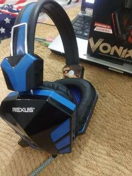 Jual headset gaming rexus