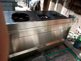 Commercial Cooking Stove