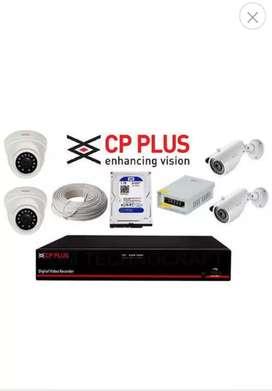 CCTV camera installations  sales&service maintenance