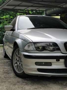 Fast: BMW E46 325i A/T 2001 Pajak Agustus 2021